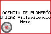 AGENCIA DE PLOMERÍA EFICAZ Villavicencio Meta