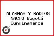 ALARMAS Y RADIOS NACHO Bogotá Cundinamarca