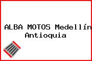 ALBA MOTOS Medellín Antioquia
