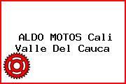 ALDO MOTOS Cali Valle Del Cauca
