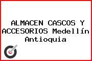 ALMACEN CASCOS Y ACCESORIOS Medellín Antioquia