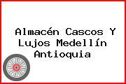 Almacén Cascos Y Lujos Medellín Antioquia