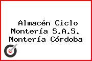 Almacén Ciclo Montería S.A.S. Montería Córdoba