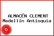 ALMACÉN CLEMENT Medellín Antioquia