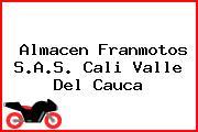 Almacen Franmotos S.A.S. Cali Valle Del Cauca