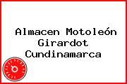 Almacen Motoleón Girardot Cundinamarca
