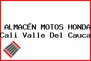 ALMACÉN MOTOS HONDA Cali Valle Del Cauca