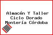 Almacén Y Taller Ciclo Dorado Montería Córdoba
