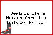 Beatriz Elena Moreno Carrillo Turbaco Bolívar
