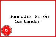 Benrudiz Girón Santander