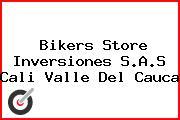 Bikers Store Inversiones S.A.S Cali Valle Del Cauca