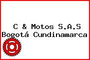 C & Motos S.A.S Bogotá Cundinamarca