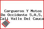 Cargueros Y Motos De Occidente S.A.S. Cali Valle Del Cauca