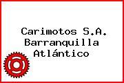 Carimotos S.A. Barranquilla Atlántico