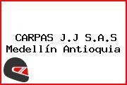 CARPAS J.J S.A.S Medellín Antioquia