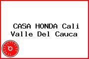 CASA HONDA Cali Valle Del Cauca