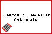 Cascos YC Medellín Antioquia