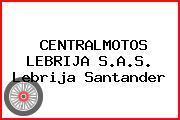 CENTRALMOTOS LEBRIJA S.A.S. Lebrija Santander