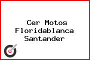Cer Motos Floridablanca Santander