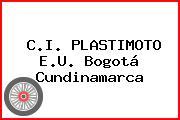 C.I. PLASTIMOTO E.U. Bogotá Cundinamarca