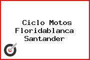 Ciclo Motos Floridablanca Santander