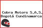 Cobra Motors S.A.S. Bogotá Cundinamarca