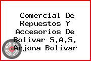 Comercial De Repuestos Y Accesorios De Bolivar S.A.S. Arjona Bolívar