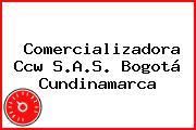 Comercializadora Ccw S.A.S. Bogotá Cundinamarca