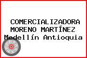 COMERCIALIZADORA MORENO MARTÍNEZ Medellín Antioquia