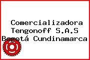 Comercializadora Tengonoff S.A.S Bogotá Cundinamarca