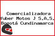 Comercializadora Yuber Motos J S.A.S. Bogotá Cundinamarca