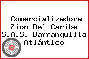 Comercializadora Zion Del Caribe S.A.S. Barranquilla Atlántico