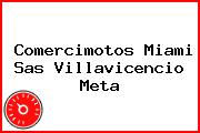 Comercimotos Miami Sas Villavicencio Meta