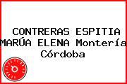 CONTRERAS ESPITIA MARÚA ELENA Montería Córdoba