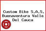 Custom Bike S.A.S. Buenaventura Valle Del Cauca