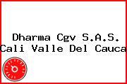 Dharma Cgv S.A.S. Cali Valle Del Cauca