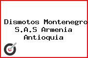 Dismotos Montenegro S.A.S Armenia Antioquia