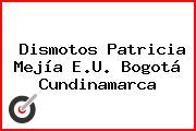 Dismotos Patricia Mejía E.U. Bogotá Cundinamarca