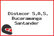 Distecor S.A.S. Bucaramanga Santander