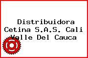Distribuidora Cetina S.A.S. Cali Valle Del Cauca