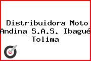 Distribuidora Moto Andina S.A.S. Ibagué Tolima