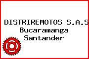 DISTRIREMOTOS S.A.S Bucaramanga Santander