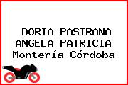 DORIA PASTRANA ANGELA PATRICIA Montería Córdoba