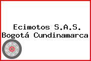 Ecimotos S.A.S. Bogotá Cundinamarca