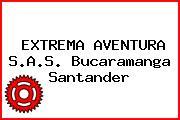 EXTREMA AVENTURA S.A.S. Bucaramanga Santander
