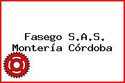 Fasego S.A.S. Montería Córdoba