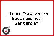 Fiman Accesorios Bucaramanga Santander