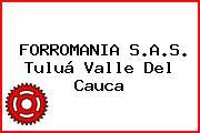 FORROMANIA S.A.S. Tuluá Valle Del Cauca