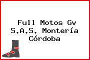 Full Motos Gv S.A.S. Montería Córdoba