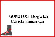 GOMOTOS Bogotá Cundinamarca
